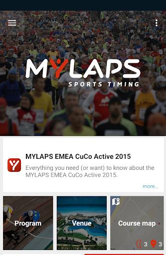 MYLAPS EMEA CuCo Active 2015