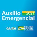 CAIXA   Auxílio Emergencial 2021 icon
