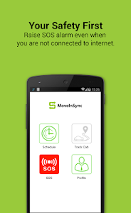 MoveInSync screenshot 1