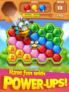 Bee Brilliant Blast MOD (Unlimited Lives) 7
