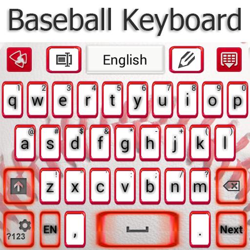 个人化の野球キーボード LOGO-記事Game