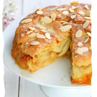 Passover Apple Sponge Cake Recipe