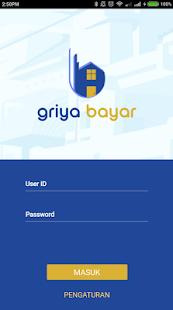Griya Bayar - Pendaftaran - náhled