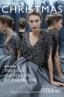John Lewis Edition Magazine- screenshot thumbnail