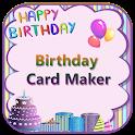 Birthday Greeting Card Maker – HDB Card Designer icon