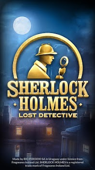 Sherlock Holmes Lost Detective
