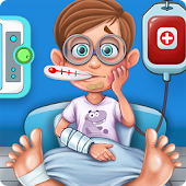 My Dream Hospital Doctor Games: Emergency Room