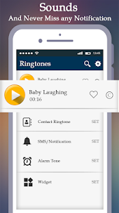 New Funny Ringtones , Smart Alarm clock Ringtones for PC-Windows 7,8,10 and Mac apk screenshot 5
