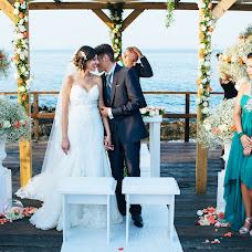 Wedding photographer Fabio Burgio (fbvisuals). Photo of 23.01.2018