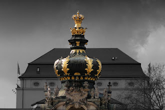 Photo: Dresden - Zwinger Kronentor