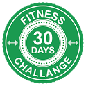 30 Days Fitness Challenge Workout with Diet Guide icon
