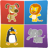 Animals memory game for kids file APK Free for PC, smart TV Download