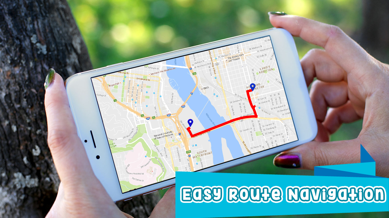 GPS Route Finder Android Apps On Google Play - Usa maps route planner