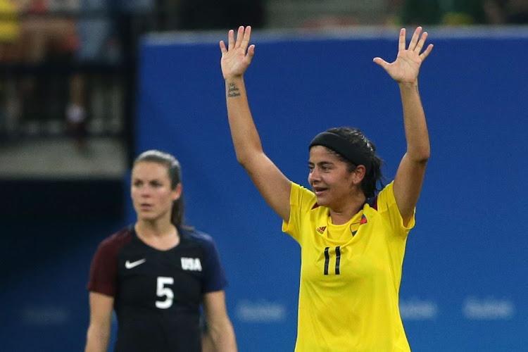 🎥 Wat een doelpunt van Catalina Usme in de Copa Libertadores