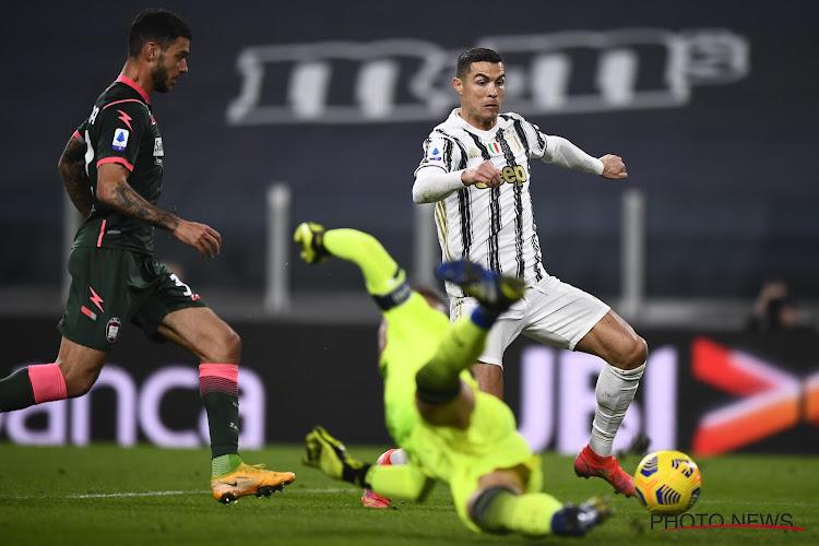 Serie A : la Juventus a encore son mot à dire
