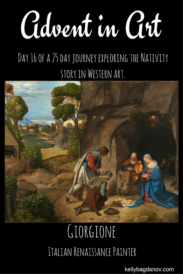 Article on Giorgione's Adoration of the Shepherds