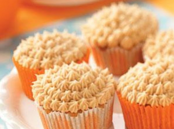Delicious Pumpkin Cupcakes With Cream Cheese Icing Recipe