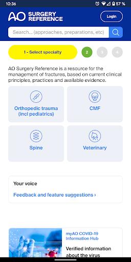 AO Surgery Reference Screenshots 1