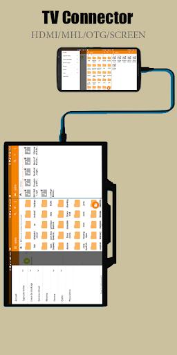Phone Connect to tv-(usb/hdmi/mhl/otg connector) screenshot 4