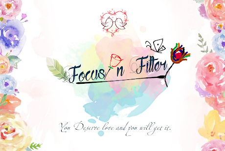 Focus n filter - Name Art- screenshot thumbnail
