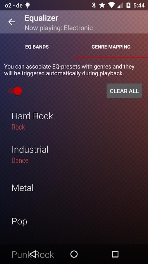 Lithium Music Player Lite- screenshot
