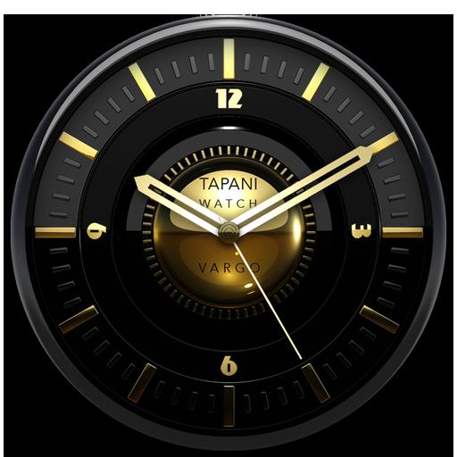 VARGO Designer Clock Widget