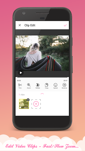Vimady: Video Maker & Video Editor, Gif, Sticker for PC