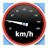 Speedometer analog digital HUD