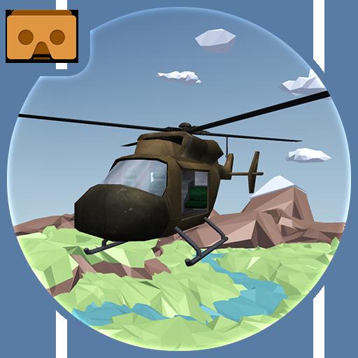 VR HelicopterLanding