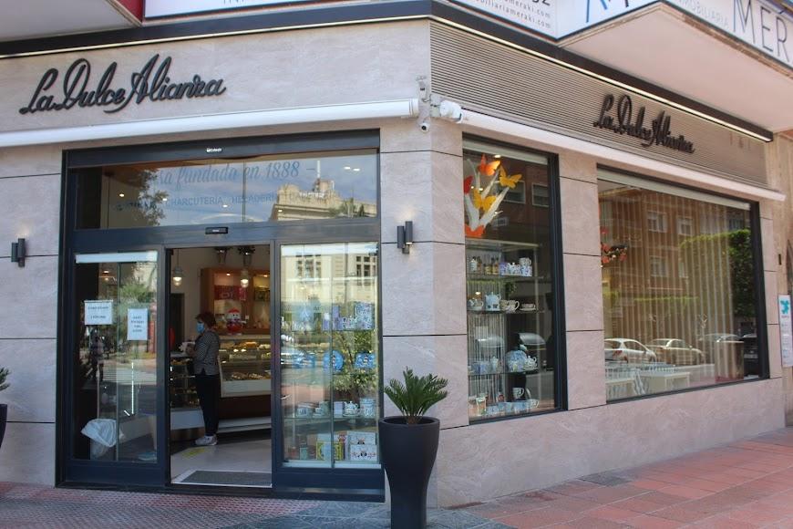 La Dulce Alianza, en Avenida Federico García Lorca, abrirá en próximos días.