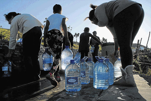 Load Shedding Johannesburg Image: After The Load-shedding Come Water Shortages, Joburgers Warned