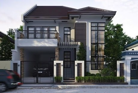 Two Storey Home Design 2017 - náhled