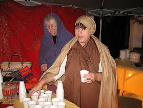 Photo: Fri, Dec 5/08 - Sadie Crabbe and Janice Kinney