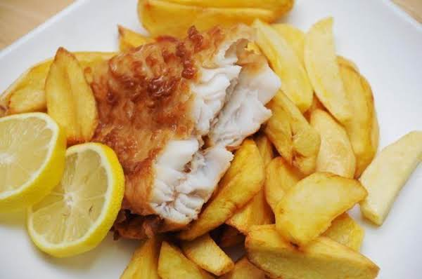 The Ultimate Fish And Chips Recipe
