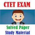 CTET Exam Solved Papers Study Material icon