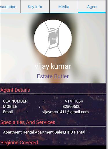 Estate Butler Beta