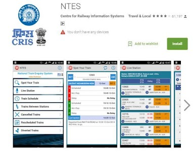 train info live status india railway IRCT enquiry - náhled