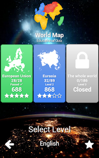 World map quiz apps on google play screenshot image gumiabroncs Choice Image