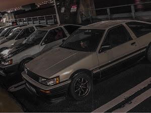 カローラレビン AE86 GT-APEXのカスタム事例画像 オヤジJr.【OYAGE Jr.】さんの2020年12月30日10:15の投稿