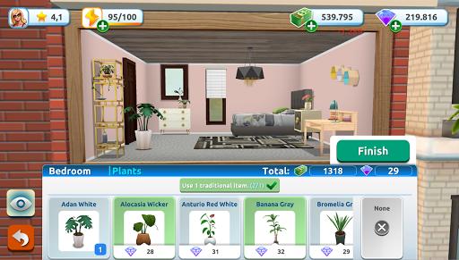 Holly's Home Design: Renovation Dreams filehippodl screenshot 7