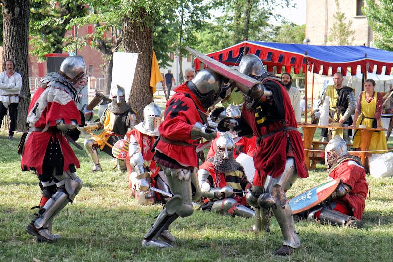 Duelli medioevali di Fotodiale
