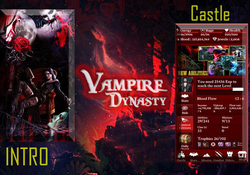 Vampire Dynasty 8.2.0 screenshots 5