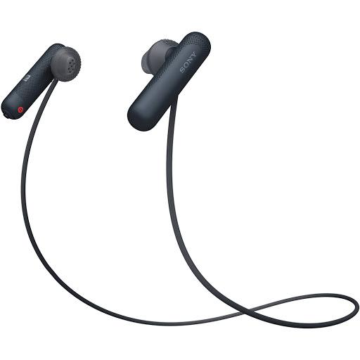 Tai nghe Sony WI-SP500/BQE (Đen)