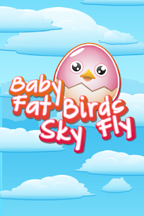 Baby Fat Birds - Sky Fly- screenshot thumbnail