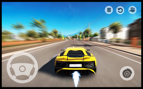 Real Drift Racing : Car Driving High Speed Race 3D - náhled