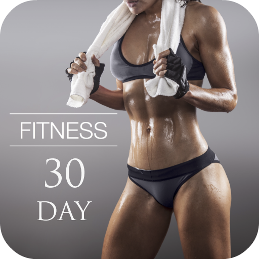 30 Day Fit Challenge Workout 健康 App LOGO-APP開箱王