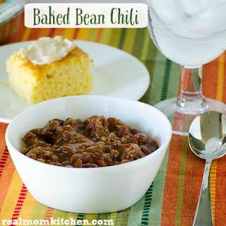 Baked Bean Chili.