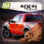 4×4 Expedition Racing Trophy 2018 icon