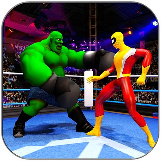 Incredible Monster Super Hero Ring Battle game (apk) free download for Android/PC/Windows