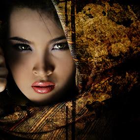 She by Rikkiboi Arim - People Portraits of Women